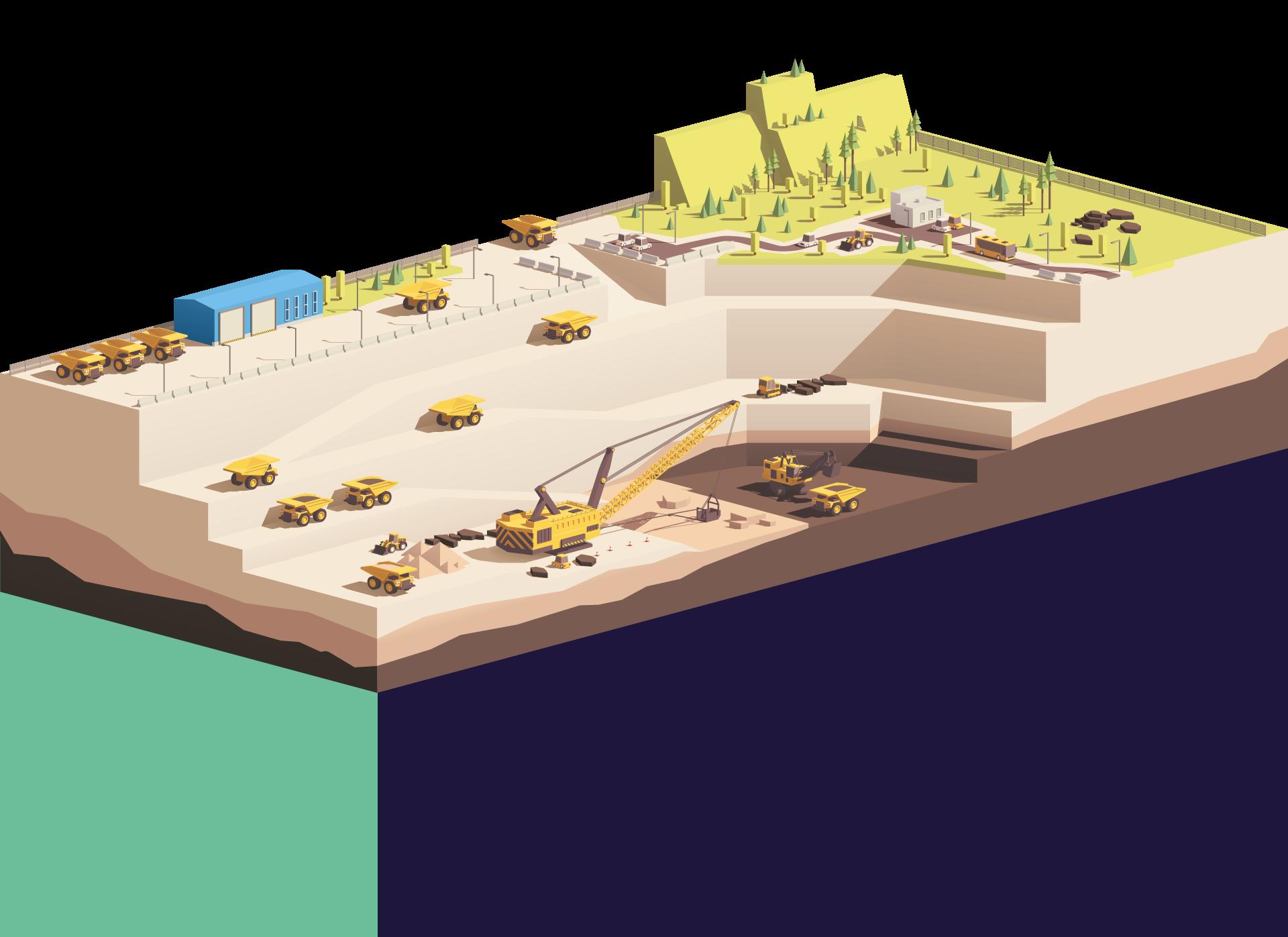 Transforming Mining